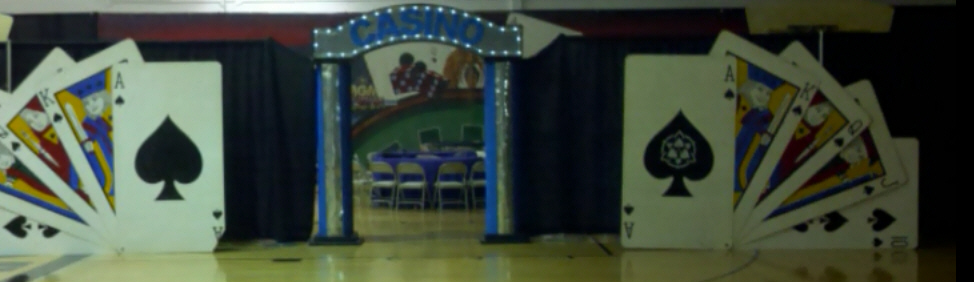 Casino Entrance Setup