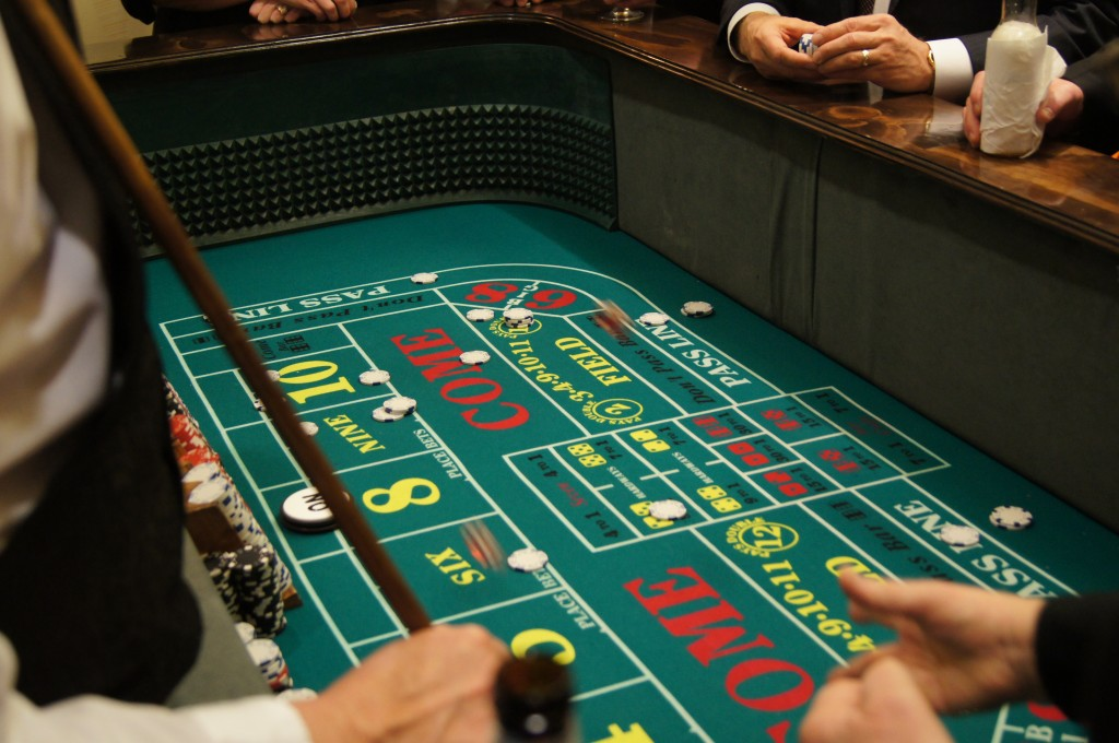 craps in casino