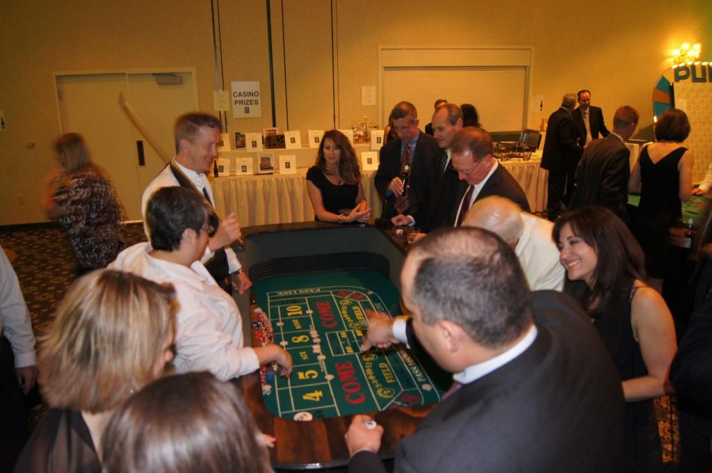 Casino Party Craps