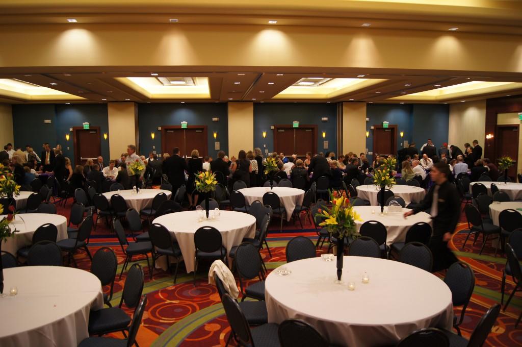 Casino Night Party Kansas City Setup