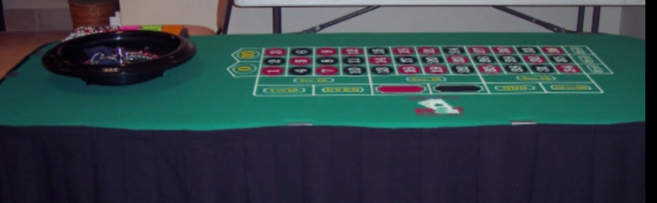 Jacks and Aces Roulette Table