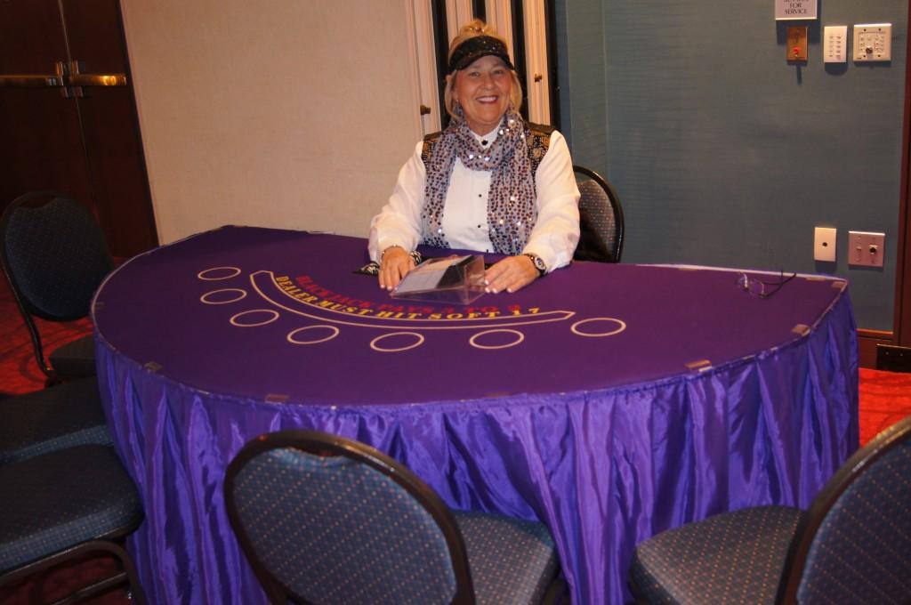 Casino Night Dealer