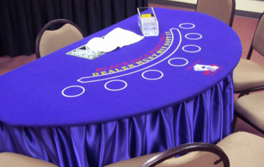 Jacks and Aces Blackjack Table