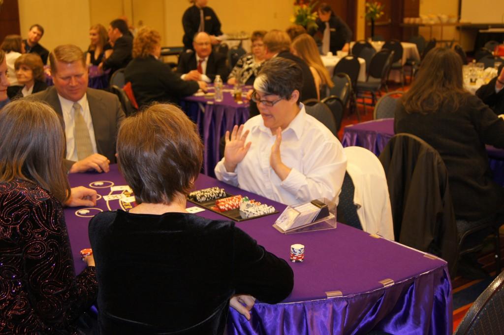 Casino Night Dealer - Blackjack 2