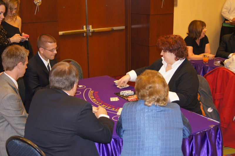 Casino Night Blackjack
