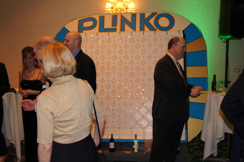 Plinko at your Casino Party