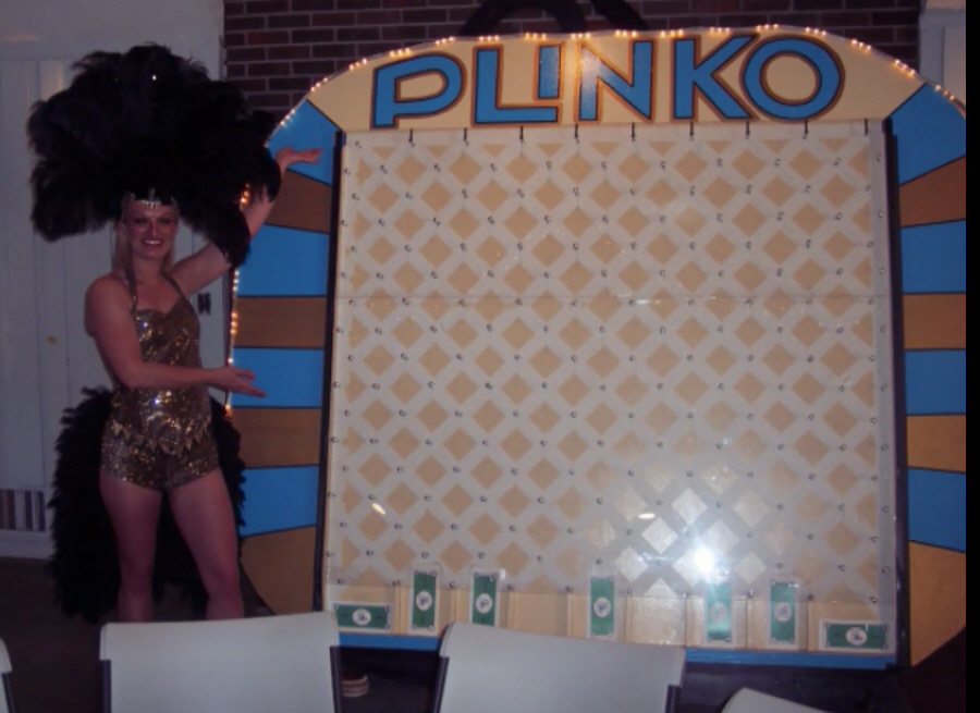 Plinko - Casino Night