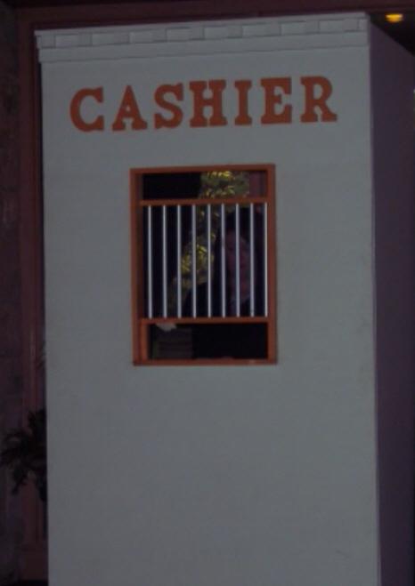 Casino Props - Cashier Cage